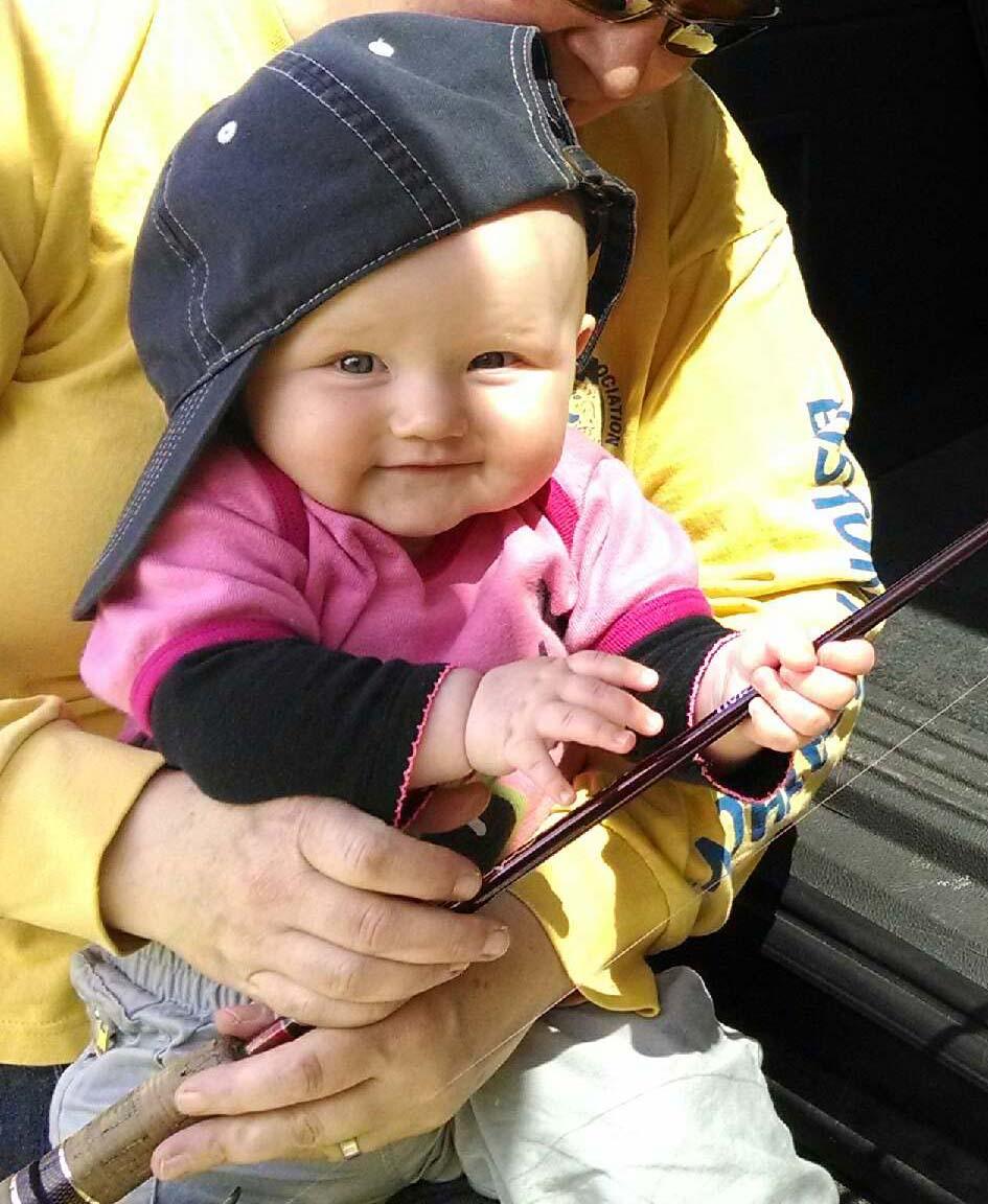 Greta_fishing