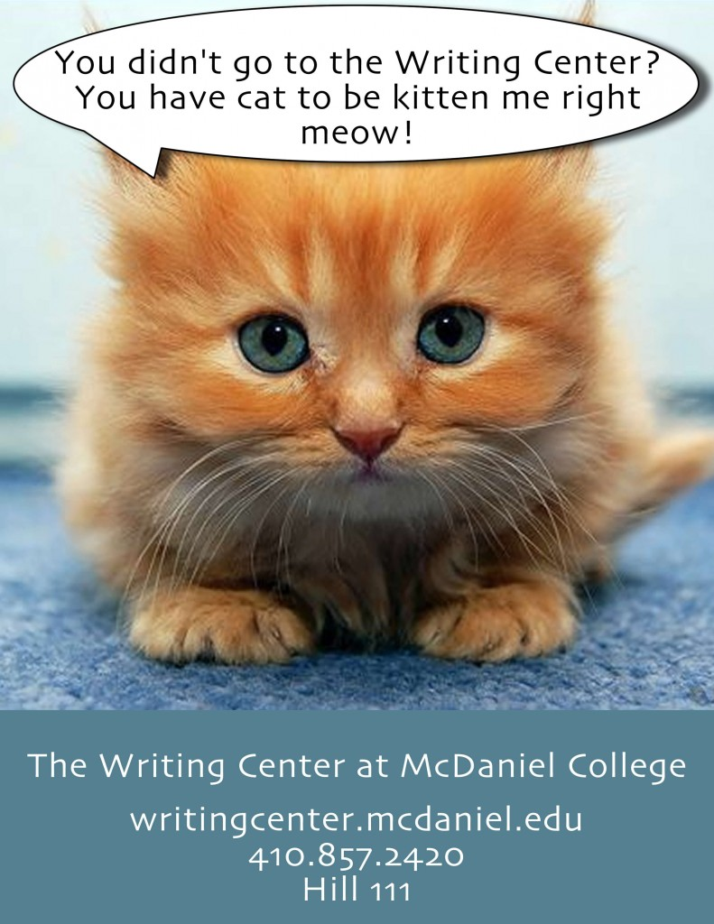 from http://writingcenter.mcdaniel.edu/