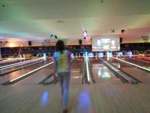 Sarah bowling