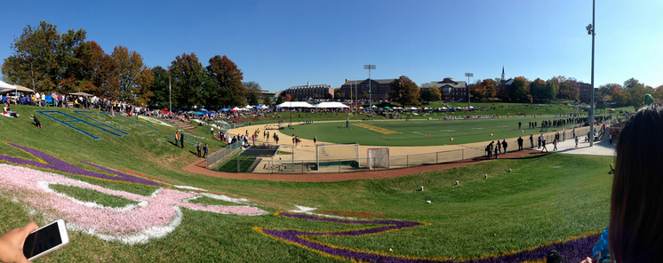 McDaniel College Homecoming 2014